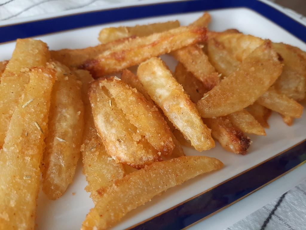 patate sabbiose alla paprika / non solo tofu